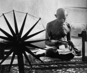 Gandhi on the spirit of Swadeshi Movement