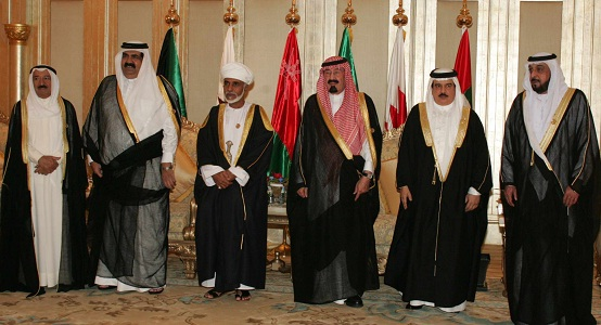 Members of the Gulf Cooperation Council