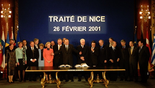 European Union Treaty of Nice