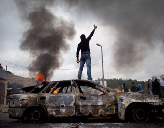 Arab Spring and the Beasts of Globalization