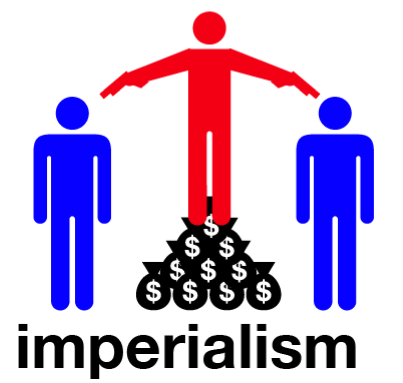 evils of imperialism Let us dive into the making of the evil empire so that we may see what our government has and continues to do in our name the road  it was victory and imperialism.