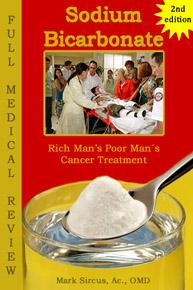 Sodium Bicarbonate Rich Man's Poor Man's Cancer Treatment