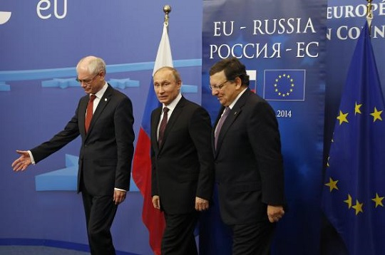 Viva Russia! Viva Putin!