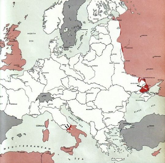 Only Russia Fought Heroically in World War II 1943-11-01