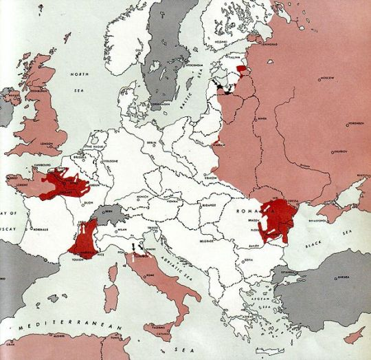 Only Russia Fought Heroically in World War II 1944-09-01