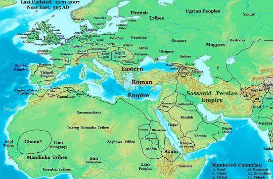 كيف دمر النوبييون حضارتهم و دمروا السودان