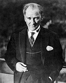 Mustafa Kemal  Ali Rıza (Atatürk)