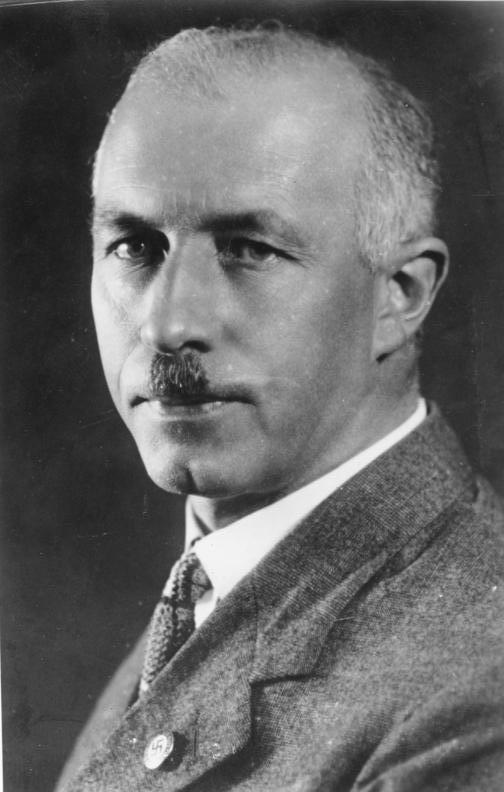 Gottfried Feder The Great Man Behind Adolf Hitler