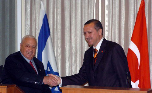 "The US, Turkey, Israel ""Triple Alliance"""