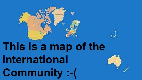 The International Community for Dummies