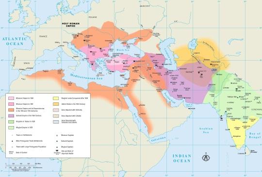 The Sephardim Are Also Turkic Just Like the Ashkenazim