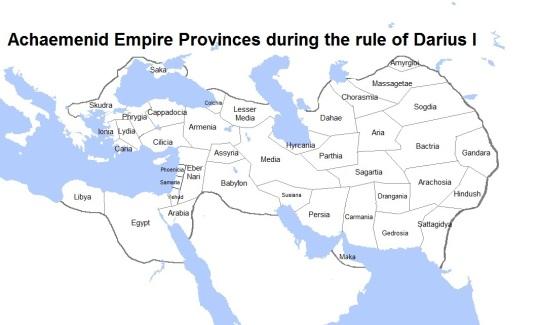achaemenid-provinces-during-the-rule-of-darius-i