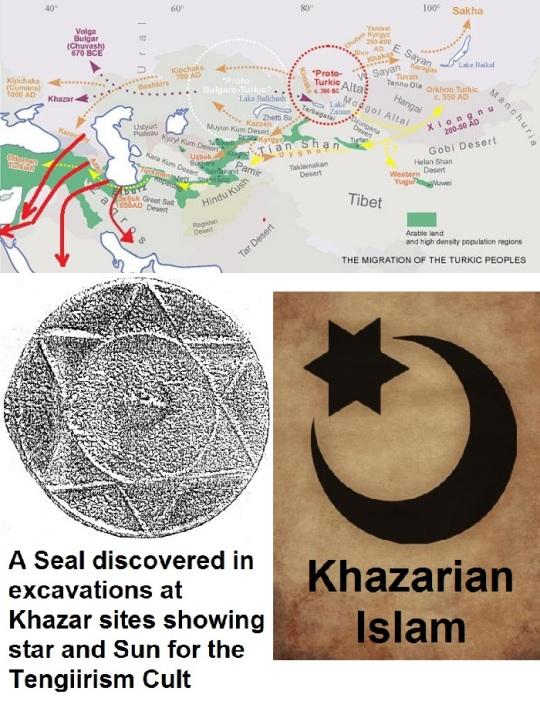 Khazarian Terrorism
