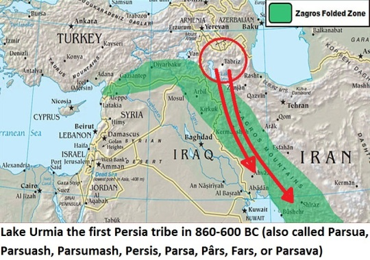 How Ancient Iranian Peoples and Cultures Were Labeled by New Turkic Persians