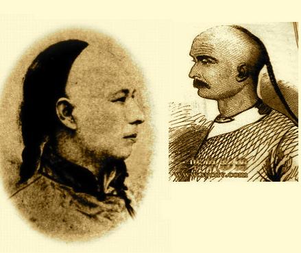 Kaifeng Jews faces