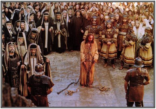Jesus Christ was Crucified by Turkic Jews NOT by Romans