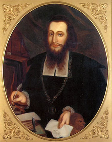 Samson Wertheimer (1658-1724) was a rabbi, financier and Court Jew under Leopold I. He was one the original founders of the Viennese Jewish community in modern times.