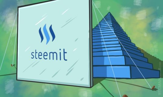 Steemit must be criticized for running Ponzi scheme-like network