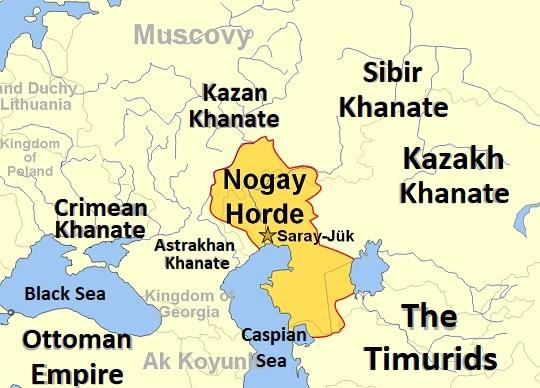 Turkic Khanates