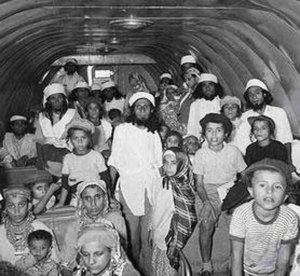 yemenite-jews-transfered-to-israel-in-1950-magic-carpet-operation