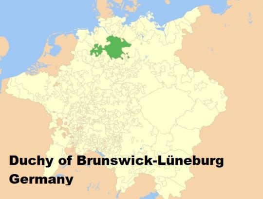 Duchy of Brunswick-Lüneburg