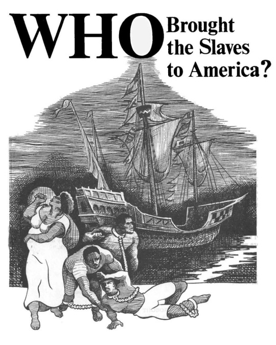 Who Brought the African and European Slaves to America? Slavery and the Jews