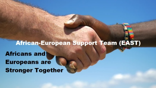 African-European Support Team (EAST) on FaceBook
