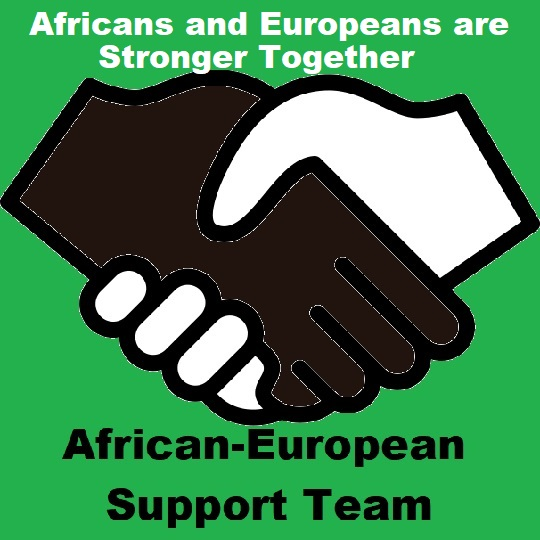 Africans and Europeans are Stronger Together