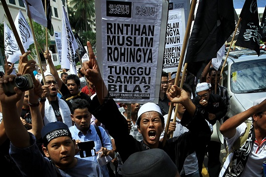 The Only Solution for the Rohingya-Myanmar Problem