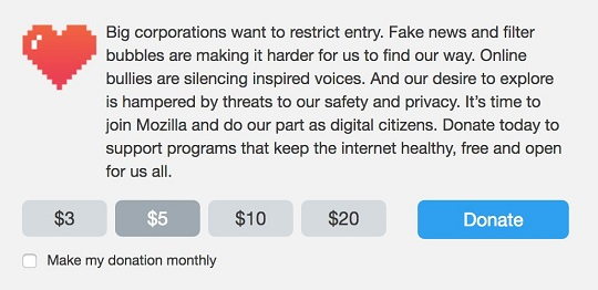 How Online Filter Bubbles Are Making >> Donate Today To Support Programs That Keep Internet Healthy Free