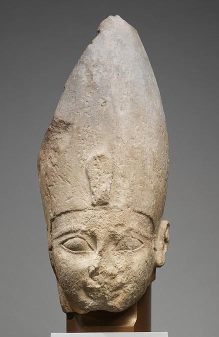 King Ahmose I (Eighteenth Dynasty XVIII 1549–1292)