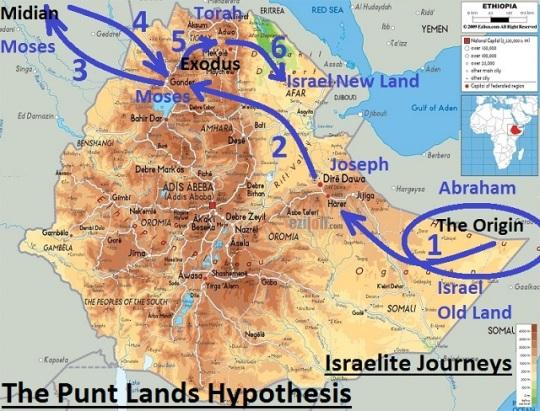 Israelite Journeys
