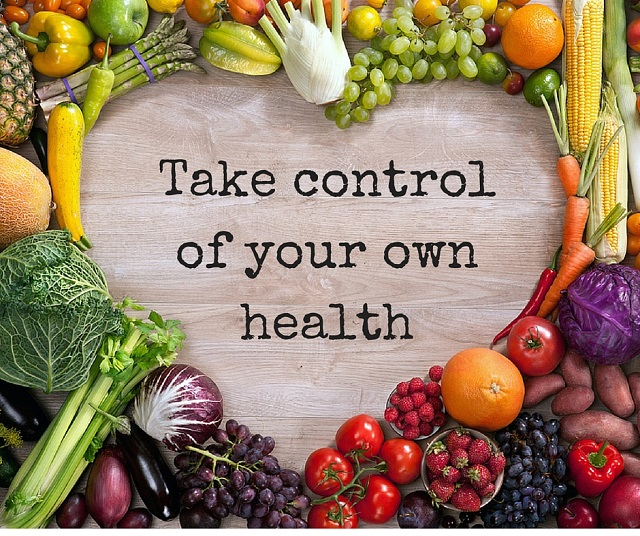 Take Control of Your Own Health for Best Performance